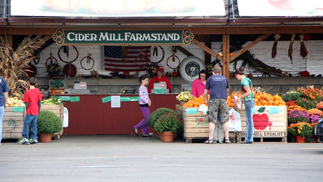 The Cider Mill, Endicott NY