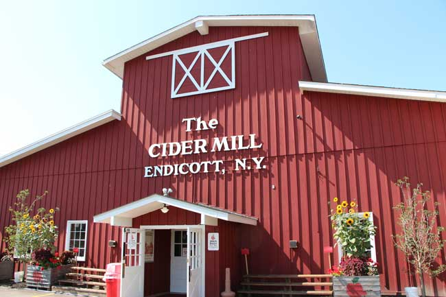 The Cider Mill - Endicott, NY (607)205-1575